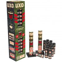 UXO Double-Break Canister Shells