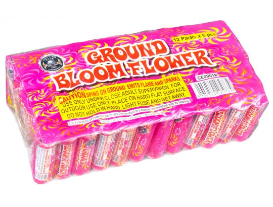 Ground Bloom Flower (Bulk Pack)