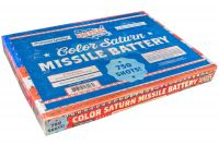 750-Shot Color Saturn Missile Battery