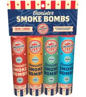 Canister Smoke Bombs