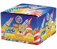 100-Shot Saturn Missile Battery